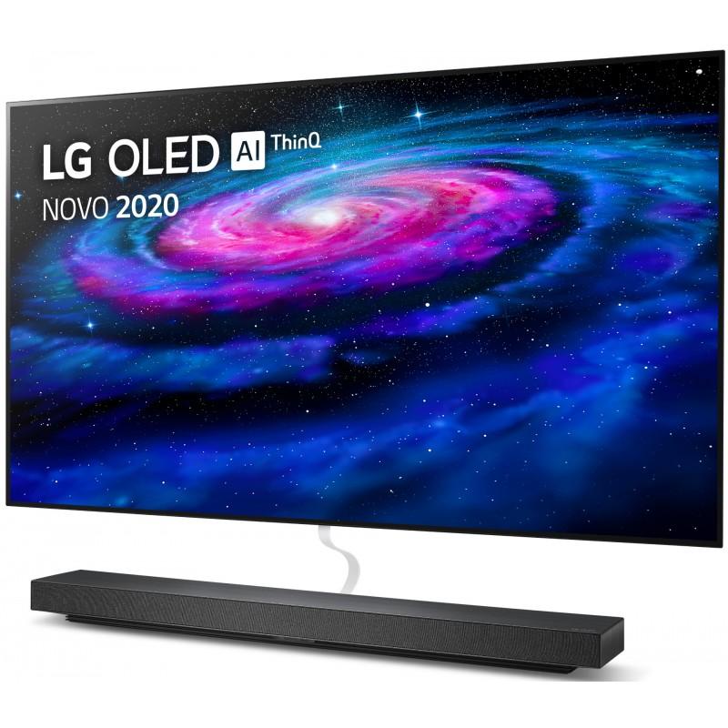 "TV LG 65"" Wallpaper 65WX9LA OLED Smart TV 4K"