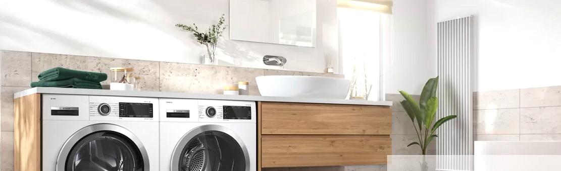 Máquinas de lavar roupa & Secadores de roupa